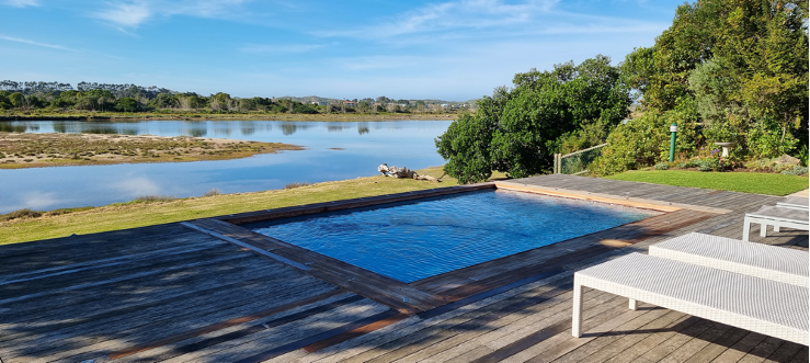Twin Rivers Villa new Pool