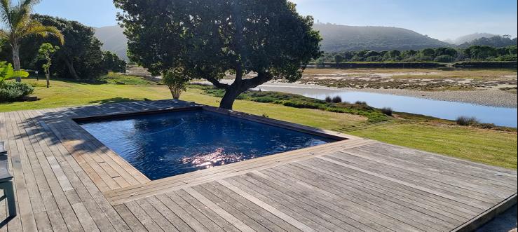 Twin Rivers Villa new Pool 3